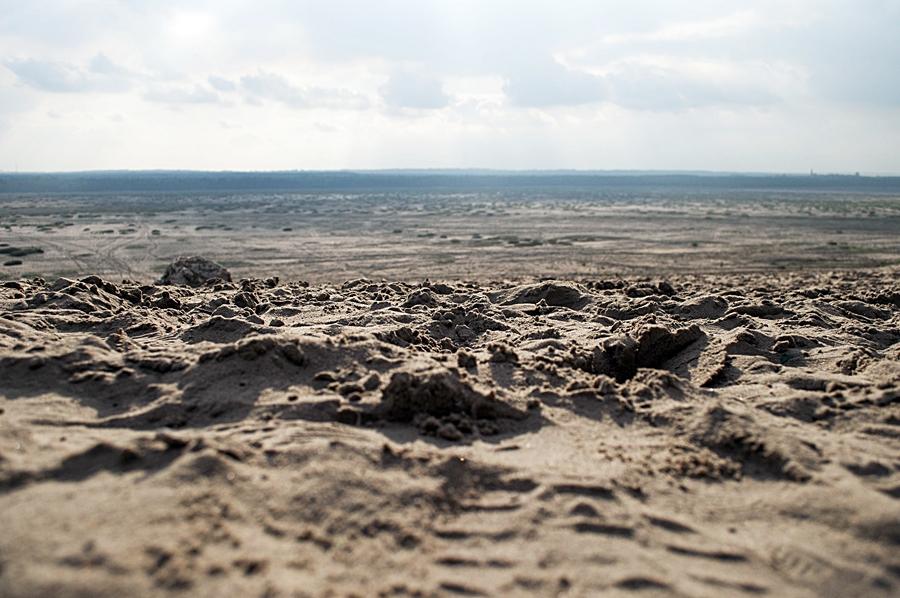 piasek napustyni błędowskiej